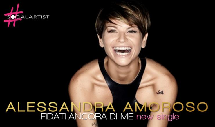Alessandra Amoroso pubblica il quinto singolo da Vivere a Colori