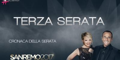 SANREMO 2017 – Terza Serata, la serata delle cover