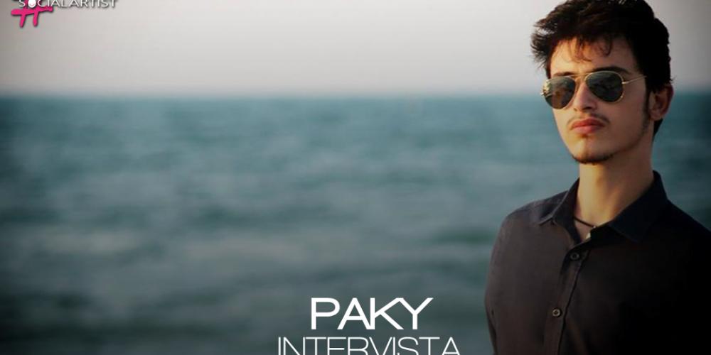 Intervista a Pasquale Schiraldi, in arte PAKY