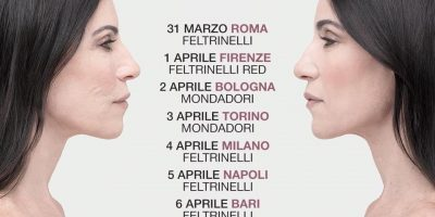 Paola Turci pubblica le date dell'instore tour