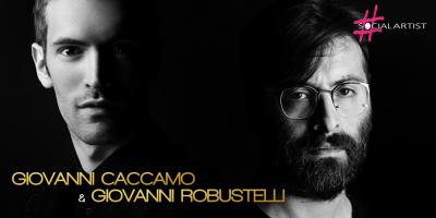 Giovanni Caccamo e Giovanni Robustelli protagonisti di S'IGNORA