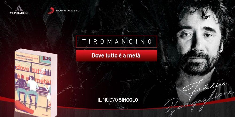 I Tiromancino pubblicano il nuovo singolo Dove tutto è a metà