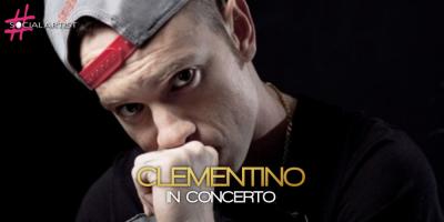 Clementino in concerto a Reggio Emilia