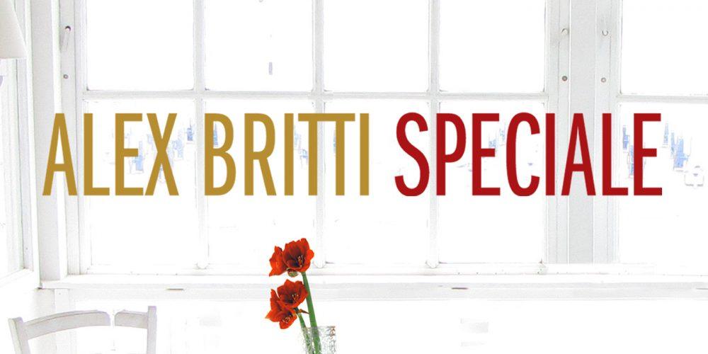 Alex Britti pubblica Speciale, il nuovo singolo in radio da venerdì 24 marzo