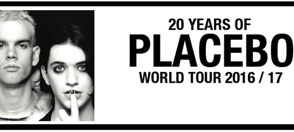 Placebo aggiungono la terza data italiana al loro tour