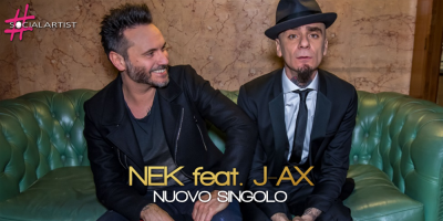 Da venerdì in radio il nuovo singolo di NEK e J-AX