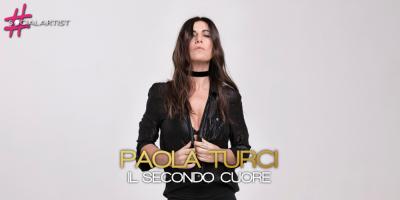 Paola Turci pubblica l'album Il Secondo Cuore e parte per il tour