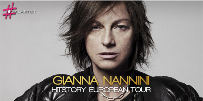 Il tour europeo di Gianna Nannini segna il tutto esaurito ovunque!