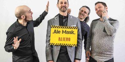 Torna in radio Ale Mask con il singolo Il Ritardatario