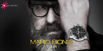 Continuano le celebrazioni per i dieci anni di carriera per Mario Biondi