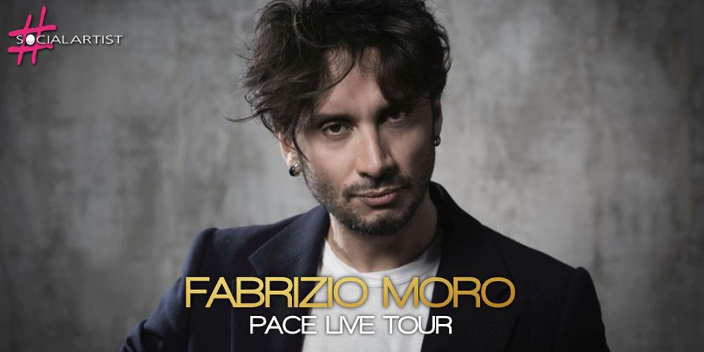Al via il Pace Live Tour 2017 di Fabrizio Moro