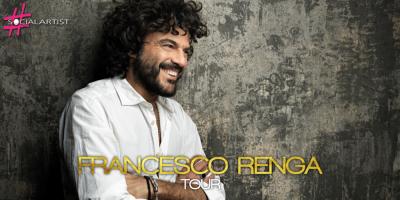 Francesco Renga pubblica Scriverò il tuo nome live e da maggio sarà in tour