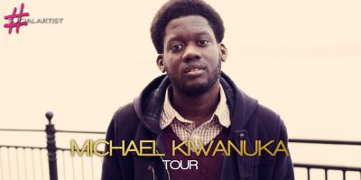 Michael Kiwanuka approda nella capitale per una data del suo tour mondiale
