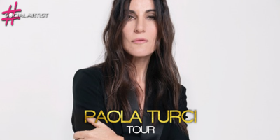 Al via ieri sera da Roma il Secondo Cuore Tour di Paola Turci