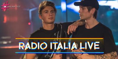 Torna l'appuntamento settimanale con il Radio Italia Live