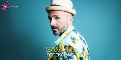 Recensione del nuovo album di Samuel, Il codice della bellezza