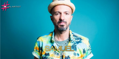 Parte il primo tour di Samuel, Il Codice della Bellezza Tour