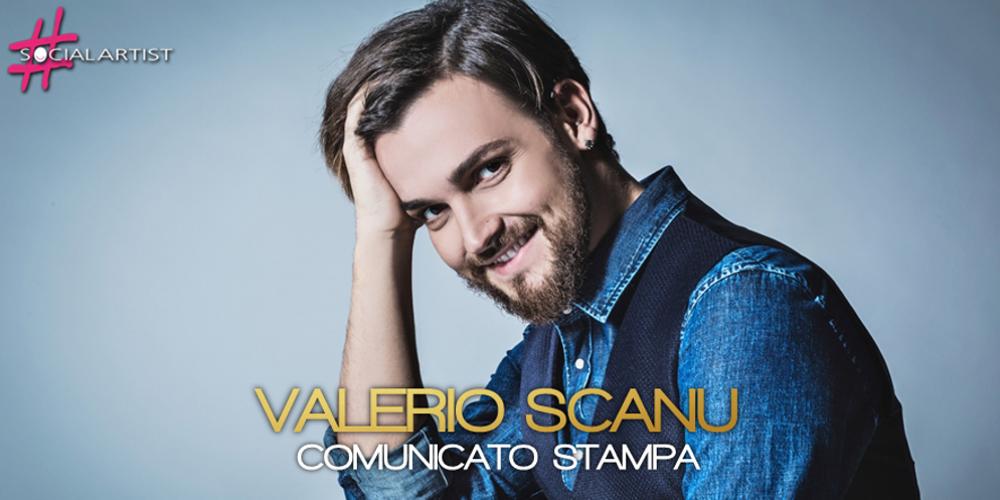 Valerio Scanu dice la sua sulla bufera Amici