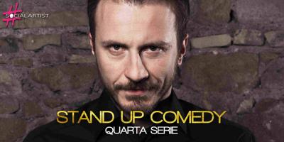 Torna la quarta stazione di Stand Up Comedy su Comedy Central