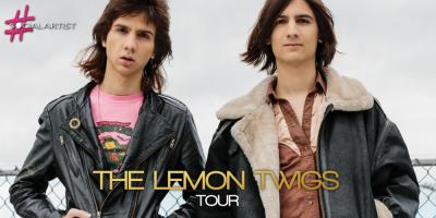 I The Lemon Twigs arrivano in Italia al Magnolia di Milano il 27 Giugno