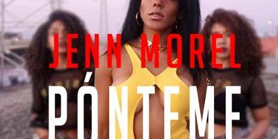 Jenn Morel arriva in Italia con Ponteme