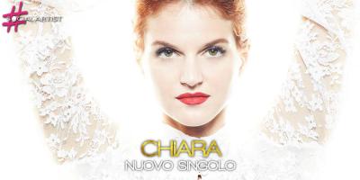 Arriva in radio il nuovo singolo di Chiara, estratto dall'album Nessun Posto è Casa Mia