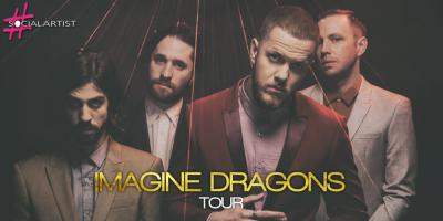 Imagine Dragons pubblicano il nuovo album e preparano il tour