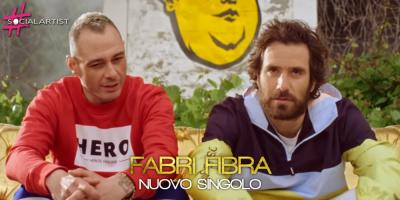 On Air il nuovo singolo di Fabri Fibra feat. Thegiornalisti intitolato Pamplona