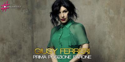 Partiti Adesso di Giusy Ferreri è il brano più trasmesso in radio della settimana