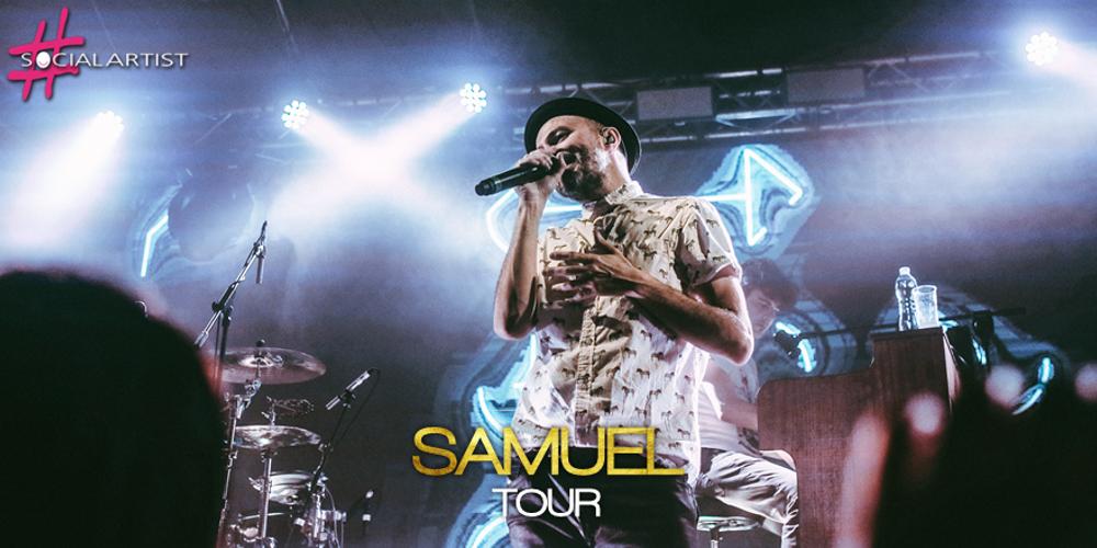 Samuel parte con Il Codice della Bellezza Tour, doppia data a Torino SOLD OUT