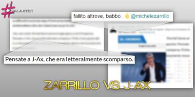 J-Ax risponde alle dichiarazioni di Michele Zarrillo sulla sua presunta scomparsa