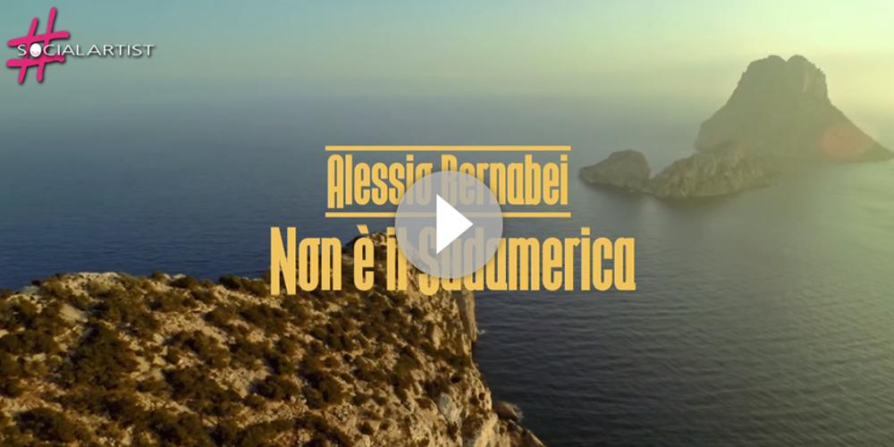 Online il videoclip del nuovo singolo di Alessio Bernabei, Non è il sud America
