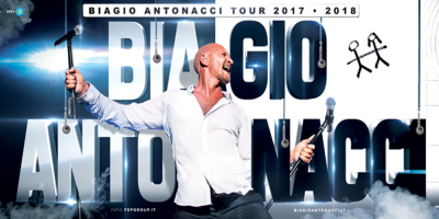 Tre nuovi appuntamenti per il Tour autunnale di Biagio Antonacci