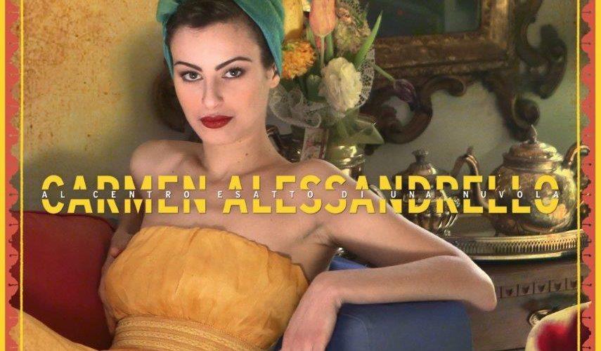 Esce venerdì 16 giugno l'album d'esordio di Carmen Alessandrello