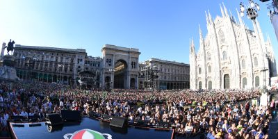 Grande successo per il concerto del Radio Italia Live a Milano