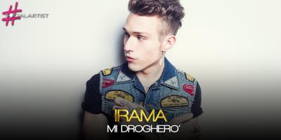 """Irama, dal 16 giugno il nuovo singolo """"Mi drogherò"""""""