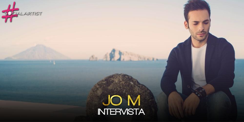 INTERVISTA: Jo M ci parla del suo album Reazioni di Cuore e dei suoi prossimi obbiettivi