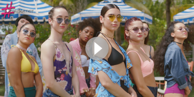 40 Milioni di views per il nuovo singolo della Pop Star Britannica Dua Lipa