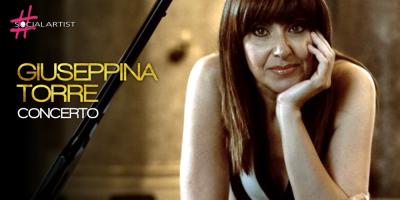 Giuseppina Torre in concerto al Parco Archeologico di Agrigento