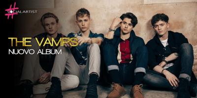 E' uscito il nuovo album dei The Vamps, intitolato Night & Day – Night Edition