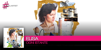 Dal 22 settembre il nuovo singolo di Elisa intitolato Ogni Istante