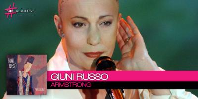 Esce oggi il nuovo album di inediti di Giuni Russo intitolato Armstrong