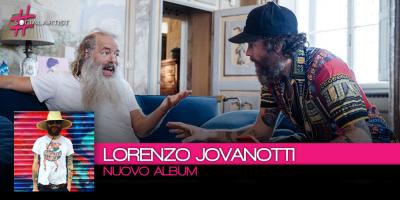 In uscita il 1 Dicembre il nuovo album di Jovanotti prodotto da Rick Rubin