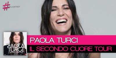 Al via da Torino il Secondo Cuore Tour di Paola Turci, dal 15 novembre nei teatri