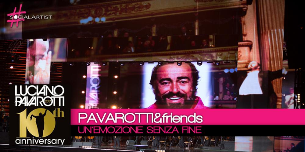 Le foto e il video di Pavarotti – Un'emozione senza fine