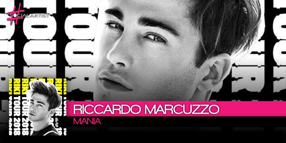 Riccardo Marcuzzo torna con Se Parlassero di noi che anticipa l'album Mania