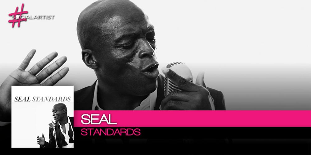 Seal annuncia l'uscita del nuovo album intitolato Standards