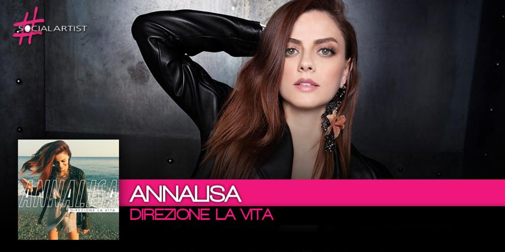 Annalisa è tornata con il nuovo singolo Direzione la Vita che anticipa il nuovo album
