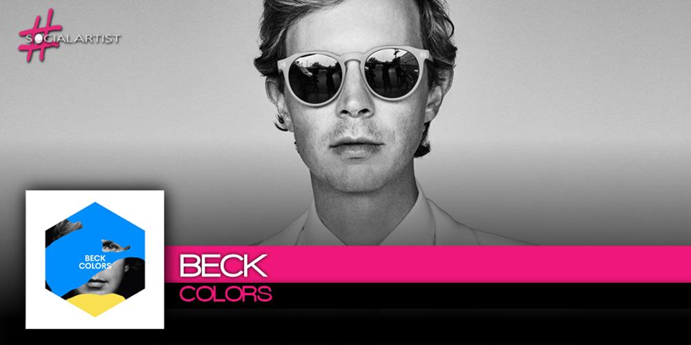 Beck, è uscito il nuovo album Colors, da venerdì in radio il singolo Up All Night
