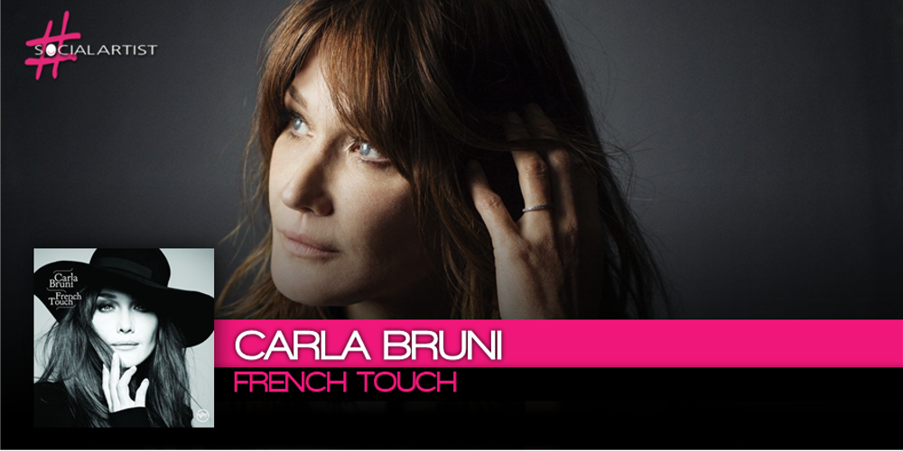Da venerdì 6 ottobre nei negozi il nuovo album di Carla Bruni